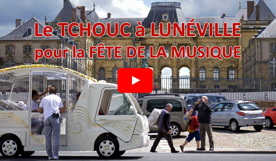 Le Tchouc à Lunéville pour la Fête de la Musique